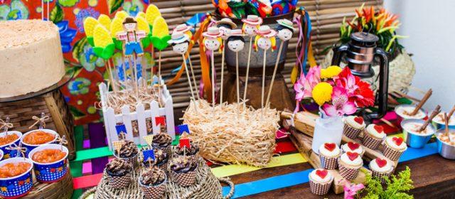 Aposte na criatividade para decorar a casa no São João