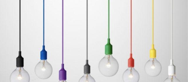 Conheça as lâmpadas que decoram e economizam energia