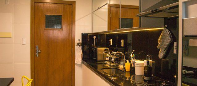 Cozinha em cena: as bancadas como elemento de decoração