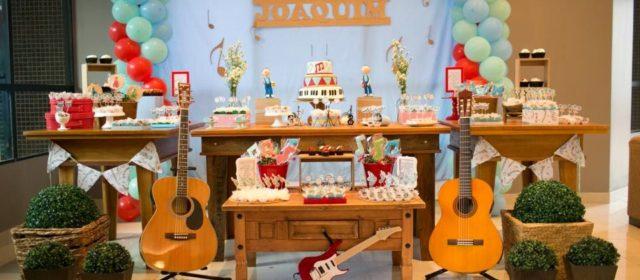 Festa infantil: Confira nossas dicas para arrasar na decoração