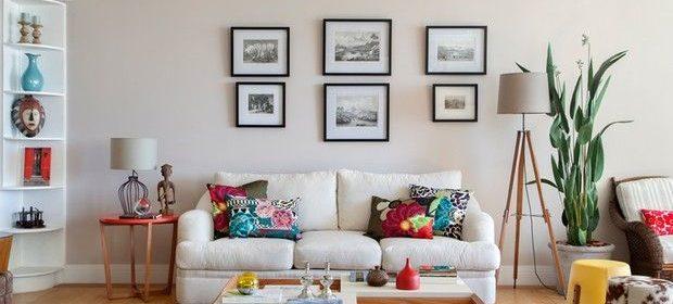 Veja 7 dicas para renovar a decoração de sua casa sem gastar muito